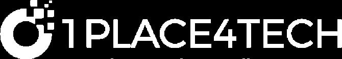 1Place4Tech Logo